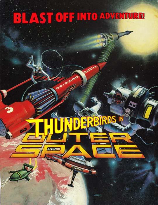 Fireball xl5 security hazard for Outer space 2016