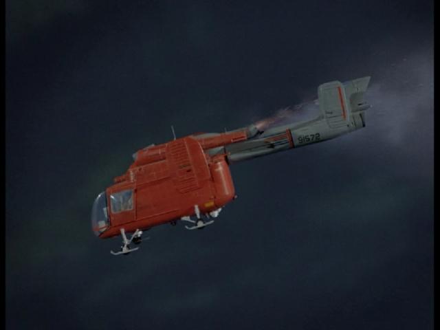 Barry Gray Thunderbird 1