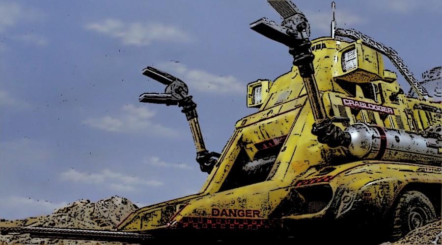 official photos 6acc2 9eda3 Thunderbirds – 28. Path of Destruction
