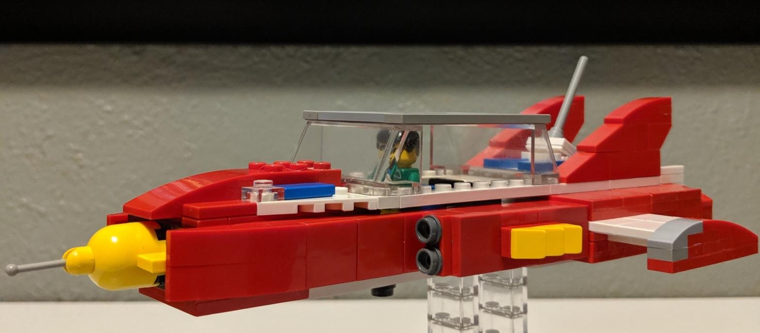 Gerry Anderson Supercar LEGO